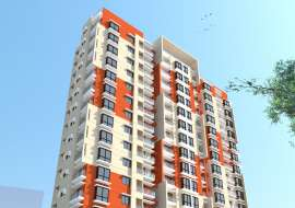 1445 sqft, 3 Beds Under Construction Apartment/Flats for Sale at Mirpur 13 Apartment/Flats at