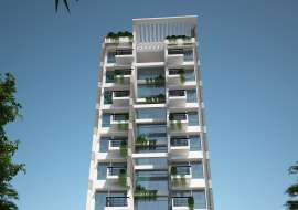 1935 sqft, 4 Beds Under Construction Apartment/Flats for Sale at Bashundhara R/A Apartment/Flats at