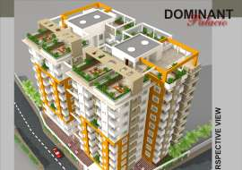 1200 sqft, 3 Beds Under Construction Apartment/Flats for Sale at Khilgaon Apartment/Flats at