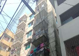 600 sqft, 2 Beds Ready Apartment/Flats for Sale at Kazipara Apartment/Flats at