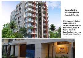 1790 sqft, 3 Beds Ready Flats for Sale at Dhanmondi Apartment/Flats at