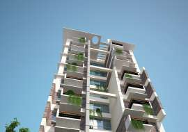 1975 sft Single Unit Apt @ D Block, Apartment/Flats