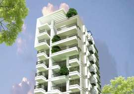 2200 sqft, 4 Beds Under Construction Apartment/Flats for Sale at Bashundhara R/A Apartment/Flats at