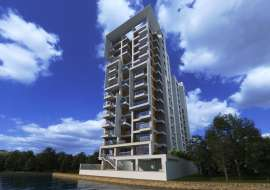 4000sft Lake View exclusive Apt with Pool,Gym,, Apartment/Flats