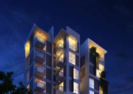 2235 sft Single unit Apt @ Uttara Sec-4 Independent House at