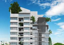 Landmark Whistling Woods Apartment/Flats at