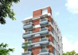 1595 sqft, 3 Beds Under Construction Apartment/Flats for Sale at Uttara Apartment/Flats at