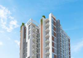 Apt @ Askona  with Long term installment  Apartment/Flats at Ashkona, Dhaka