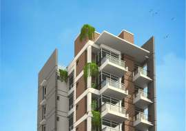 1450 sqft, 3 Beds Under Construction Apartment/Flats for Sale at Banasree Apartment/Flats at