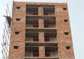 Almost Ready Flat(4th Floor) @ Mohammadpur Apartment/Flats at