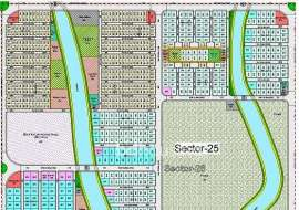 75 katha, Handed Over  Residential Plot for Sale at Purbachal Residential Plot at