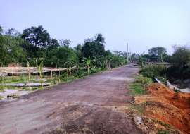 10 katha, Handed Over  Residential Plot for Sale at Purbachal Residential Plot at