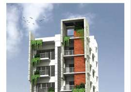 1580 sqft, 3 Beds Under Construction Apartment/Flats for Sale at Bashundhara R/A Apartment/Flats at