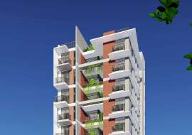 1775 sqft, 3 Beds Under Construction Apartment/Flats for Sale at Bashundhara R/A Apartment/Flats at