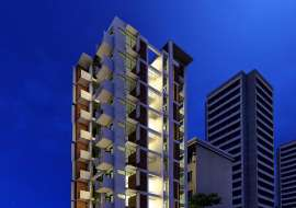 1800 sqft, 3 Beds Under Construction Apartment/Flats for Sale at Bashundhara R/A Apartment/Flats at