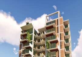 1450 sqft, 3 Beds Under Construction Apartment/Flats for Sale at Bashundhara R/A Apartment/Flats at
