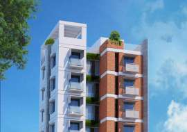 1550 sqft, 3 Beds Under Construction Apartment/Flats for Sale at Bashundhara R/A Apartment/Flats at