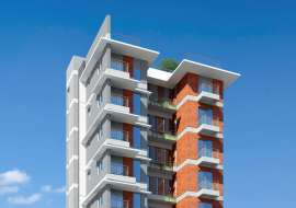 1750 sqft, 3 Beds Under Construction Apartment/Flats for Sale at Bashundhara R/A Apartment/Flats at