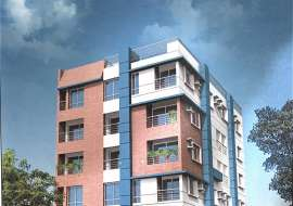 1250 sqft, 3 Beds Ready Apartment/Flats for Sale at Baridhara Apartment/Flats at