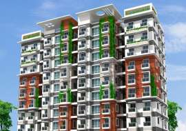 1675 sqft, 3 Beds Under Construction Apartment/Flats for Sale at Bashundhara R/A Apartment/Flats at