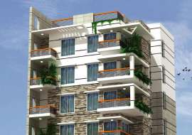 1550 sqft, 3 Beds Ready Apartment/Flats for Sale at Bashundhara R/A Apartment/Flats at