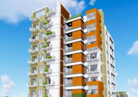 950 sqft, 2 Beds Ready Apartment/Flats for Sale at Uttara Apartment/Flats at