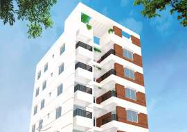 1560 sqft, 3 Beds Under Construction Apartment/Flats for Sale at Bashundhara R/A Apartment/Flats at