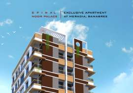 1250 sqft, 3 Beds Under Construction Apartment/Flats for Sale at Banasree Apartment/Flats at