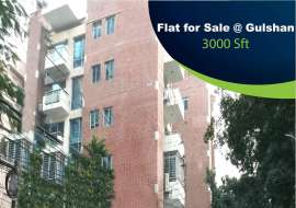 3156 sqft, 4 Beds Ready Apartment/Flats for Sale at Gulshan Apartment/Flats at