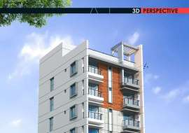 1500 sqft, 3 Beds Under Construction Apartment/Flats for Sale at Bashundhara R/A Apartment/Flats at