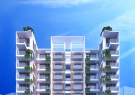 Park Homes Miki Apartment/Flats at Bashundhara R/A, Dhaka