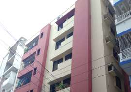 E. Dew Apartment/Flats at Niketon, Dhaka