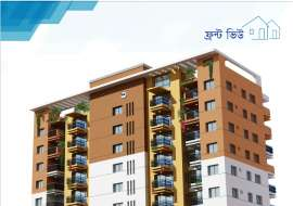 1045 sqft, 3 BedsFlats for Sale at Aftab Nagar Apartment/Flats at