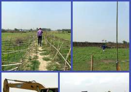 5 katha, Almost Ready  Residential Plot for Sale at Savar Residential Plot at