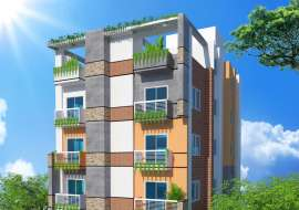 2100 sqft, 4 Beds Ready Flats for Sale at Banasree Apartment/Flats at