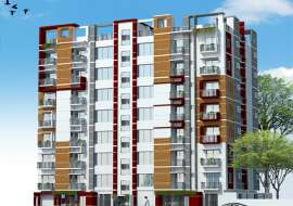 1061 sqft, 3 Beds Under Construction Flats for Sale at Uposahar Apartment/Flats at