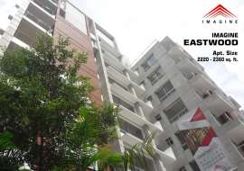 2220 sqft, 3 Beds Ready Flats for Sale at Bashundhara R/A Apartment/Flats at