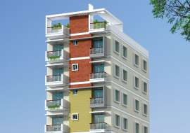 825 sqft, 2 Beds Ready Flats for Sale at Mohammadpur Apartment/Flats at