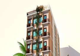 700 sqft, 2 Beds Ready Flats for Sale at Mirpur 11 Apartment/Flats at