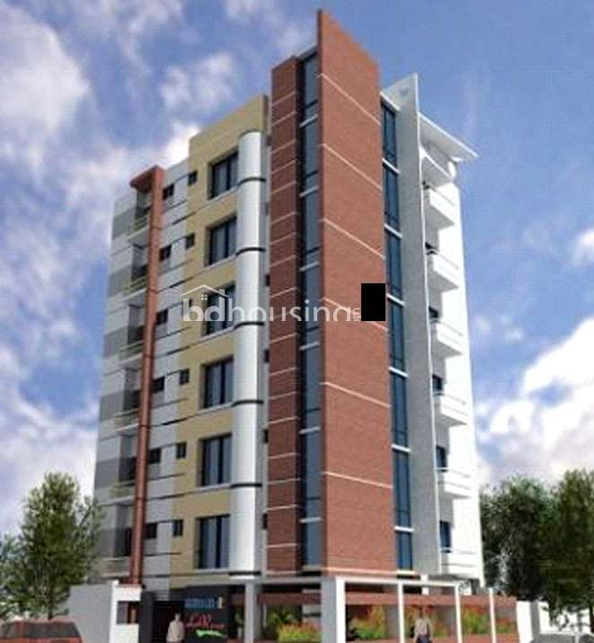 1200 sqft, 3 Beds Handed Over Apartment/Flats for Sale at Uttara