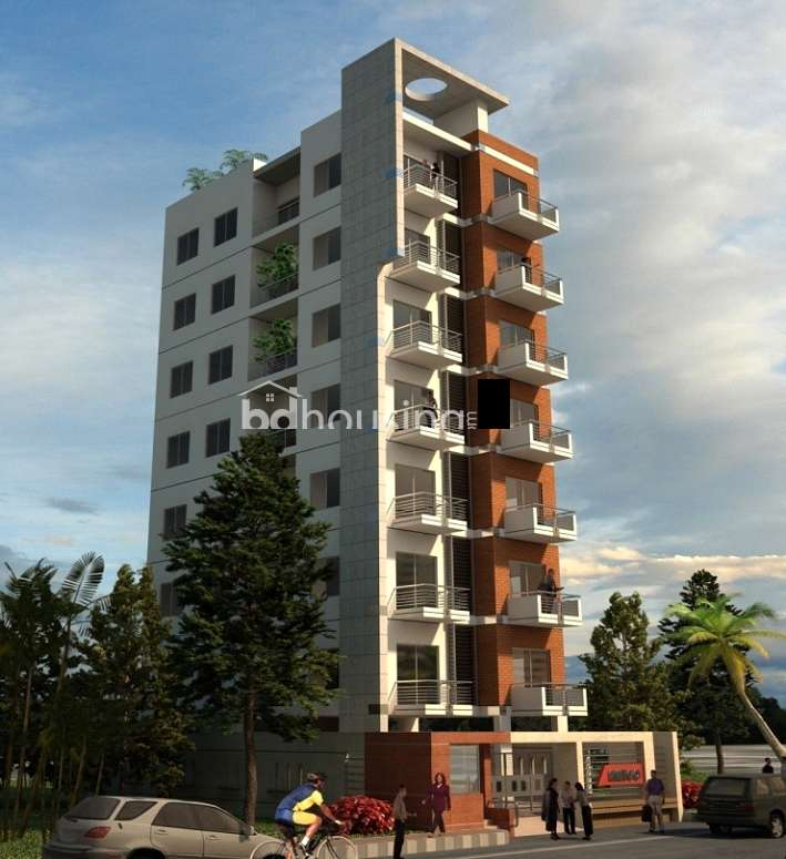 1400 sqft, 3 Beds Handed Over Apartment/Flats for Sale at Uttara