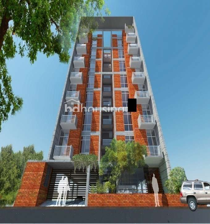 1200 sqft, 3 Beds Under Construction Apartment/Flats for Sale at Agargaon